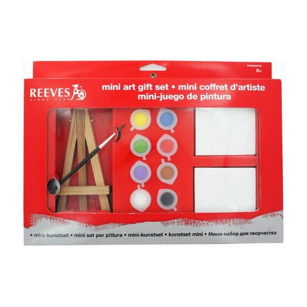 Комплект за рисуване за начинаещи The Reeves