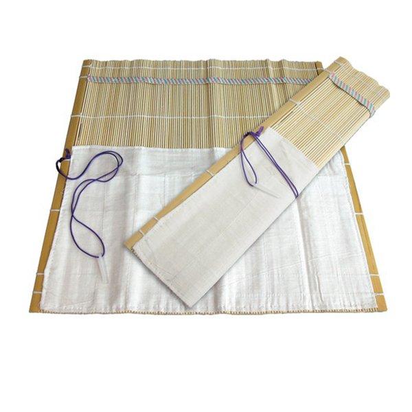 Бамбукова поставка за четки 33 х 33 см. LUKAS