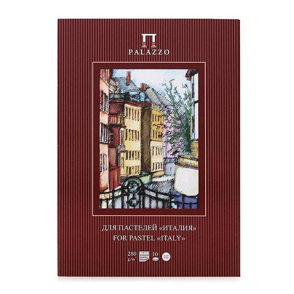 Блок за Рисуване с Пастели PALAZZO A4 10 листа