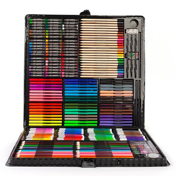 Детски комплект за рисуване 258 части