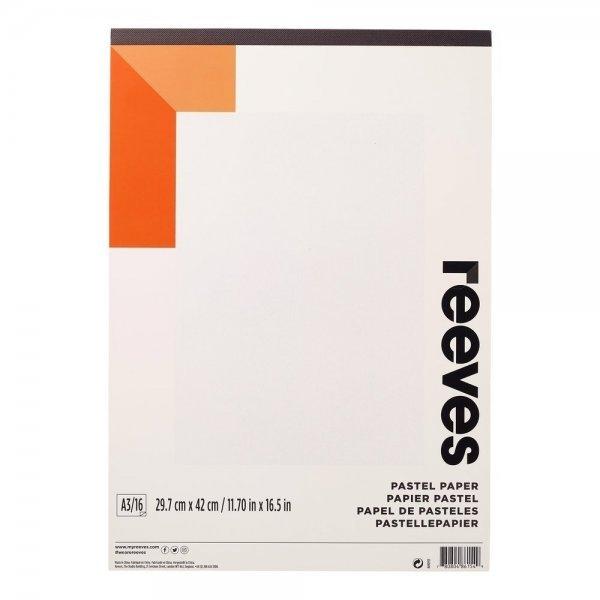 Блок за Рисуване с Пастели REEVES A3 16 листа