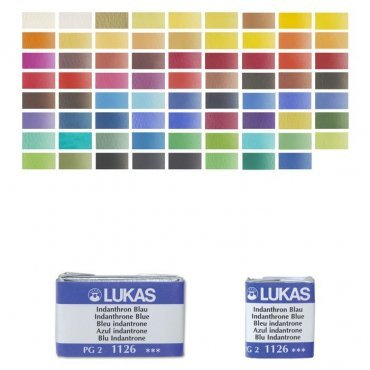 LUKAS Watercolor 186...