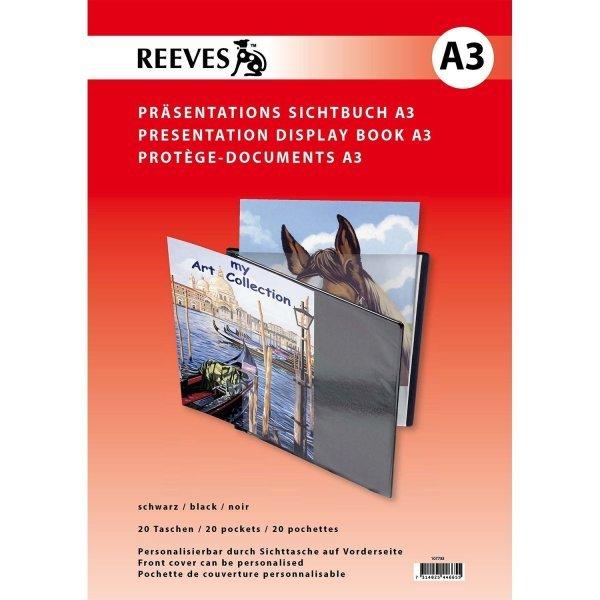 Папка за Съхранение Скици / Картини / Рисунки REEVES Размер А3